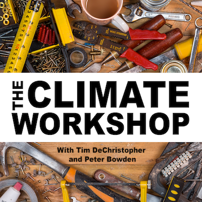 Finally! The Climate Workshop Podcast is Here!